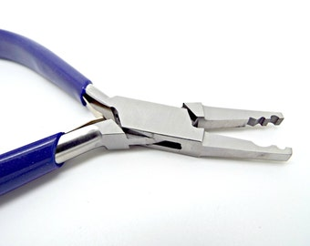 Crimping Pliers, Jewelry Tool, Crimp Bead, Crimping Tool, Crimp Tube, Jewelry Making, Stainless Steel, Beading Tool, Crimp Pliers, UK Seller