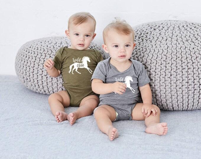 Featured listing image: Wild Child Infant Bodysuit