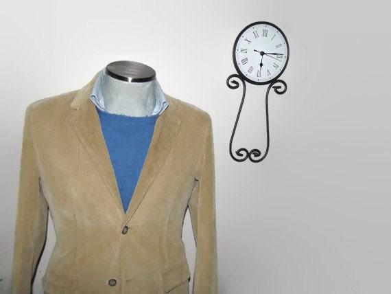 Vintage Corduroy Jacket / Vintage Corduroy Blazer
