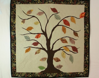 family tree wall hanging pattern family tree quilt wall hanging tree quilt etsy