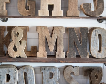 salvage barn wood letters salvage barnwood letters per letter