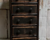 Apothecary spice cabinet rustic spice cabinet farmhouse apothecary primitive apothecary