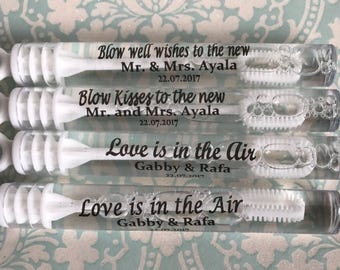 Personalized wedding bubble labels, labels, wedding favor, Wedding, baby shower, address labels bubbles ink foil