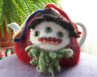 Monster (Skrímsli): Tea cosy (Tehetta)
