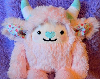 Made To Order XL Foozle Plush