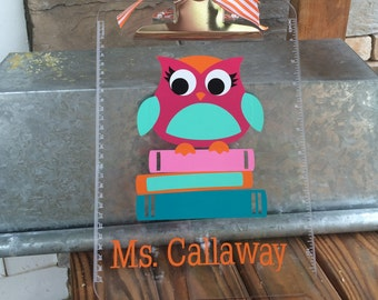 Personalized Clipboard for Teacher