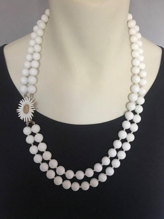 Vintage Designer Necklace by Marvella