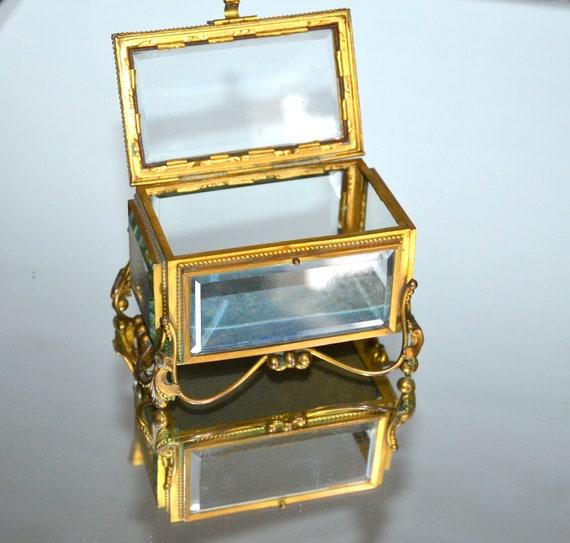 19th French jewelry box