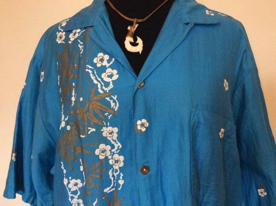 Vintage Hawaiian Shirt - XL
