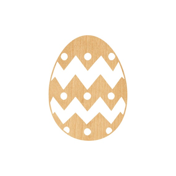 Easter Egg and Chick   MDF varied sizes pack of 5 Laser cut Craft blank shape