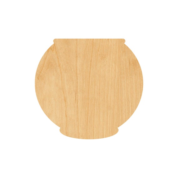 Saturn Laser Cut Wood Shape SPC42