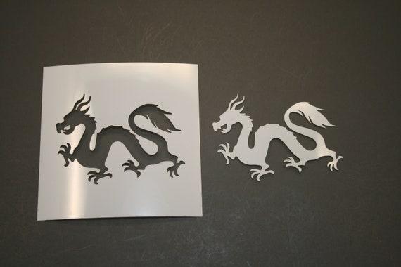 Question Mark Reusable Mylar Stencil Art Supplies