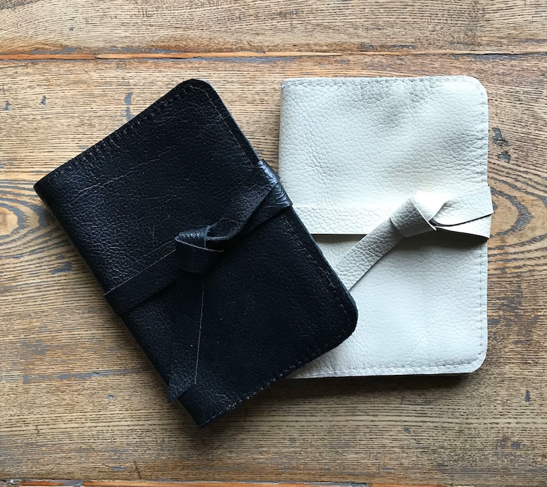 Passport Cover  Reclaimed Leather image 0
