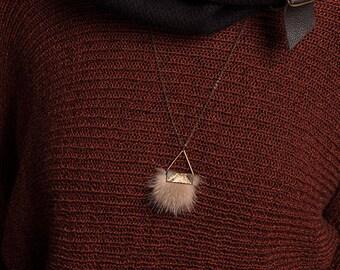 SALE-Falkirk necklace * 2 sizes and 3 colors available*  - Kazak