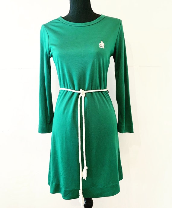 Vintage 70s LANVIN Dress