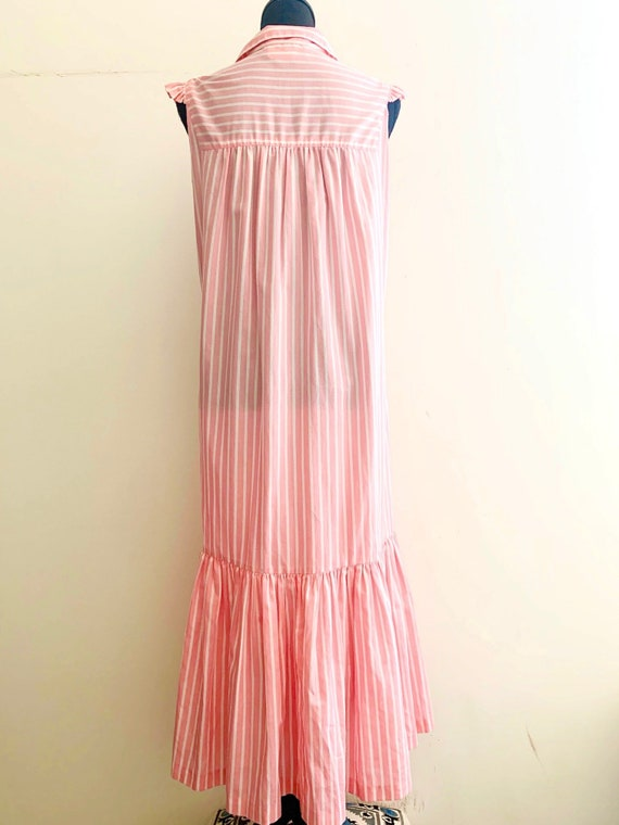 1980s Country Club Day Dress - image 7