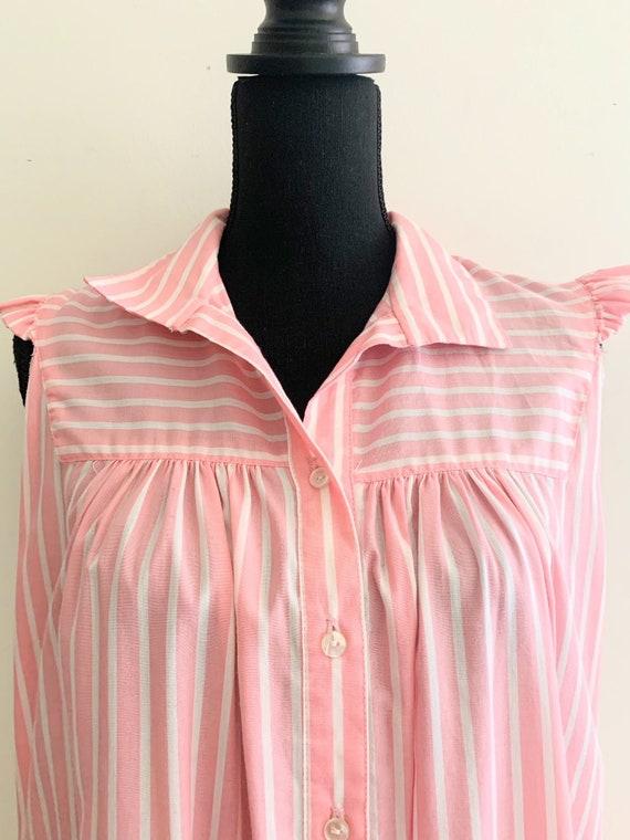 1980s Country Club Day Dress - image 4