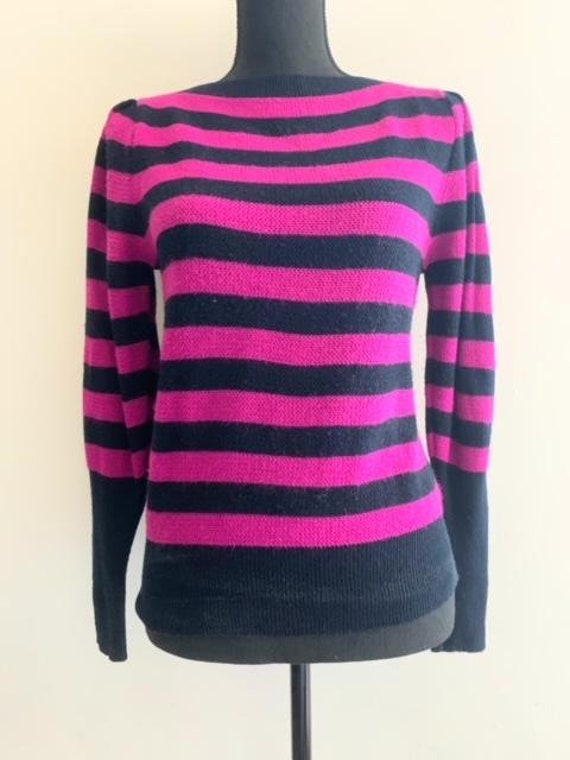 1980s Parallel Lines Sweater