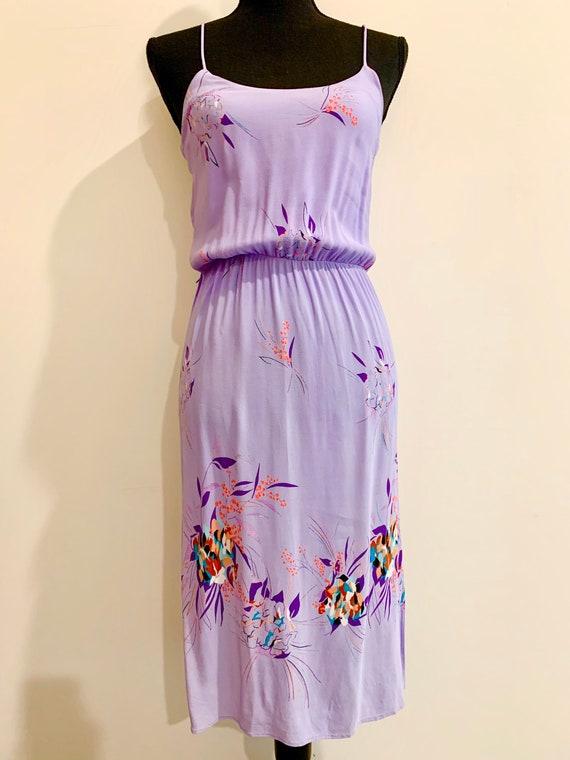 Vintage 70s MAGNIN Dress