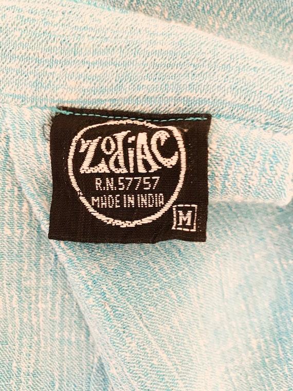 Vintage 70s ZODIAC Pastel Set - image 7