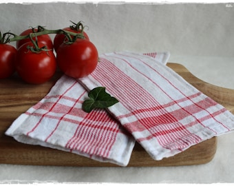 Unpackaged shopping bag of linen fabric for tea or nuts Storage environmentally friendly and plastic-free handmade by lavendelherzl