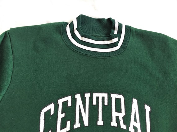 Vintage 60s Champion Products Inc. Green Central S