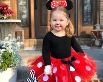 Download Minnie Mouse Halloween Costume 3T Background