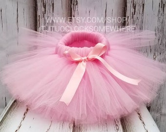 efcffa94f Pink Tutu, Birthday Party, First Birthday, Cake Smash, Easter, New Year's,  Wedding, Valentine's Day, Baby, Toddler, Teen, Adult, Plus Size