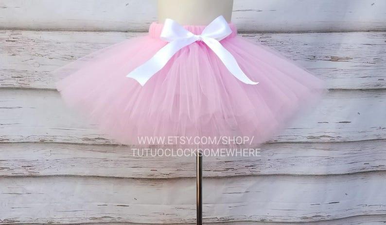 fcdb4fa1e Pink Tutu Birthday Party First Birthday Cake Smash Easter | Etsy