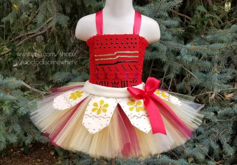 Moana Tutu Kleid ersten Geburtstag Party Geburtstag Outfit ...