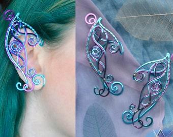 Wire Elf Ears Etsy