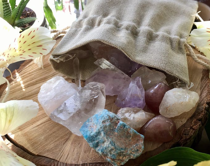 Featured listing image: Healing Crystals Goodie Bags
