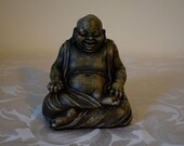 Buddha Statuette With Age...