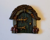 Rustic Fairy Door | Origi...