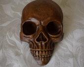 Wall Mount Skull | Hand C...
