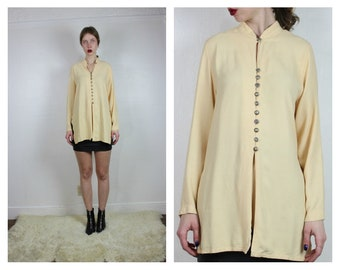 JESTÉ Button down Tunic
