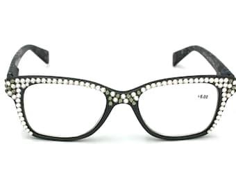 88ad546e682 Diamond eyeglasses