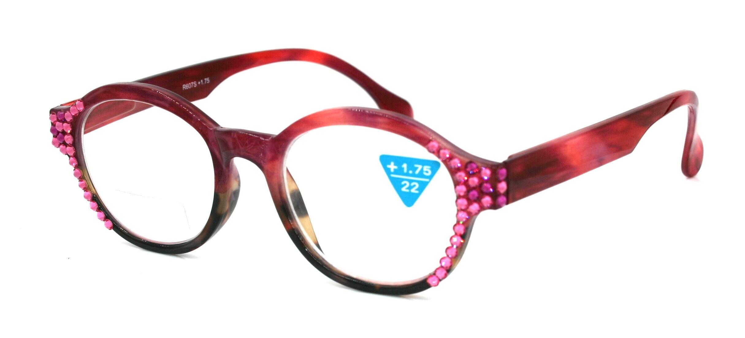 Las gafas de lectura ALCHEMIST Round Women con cristales