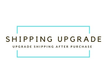 Shipping Upgrades After Purchase