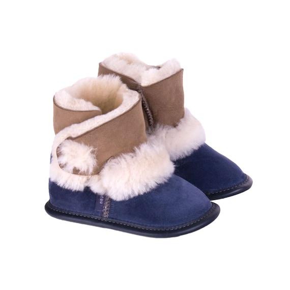 Best Trendy Sheepskin Slipper for Kids