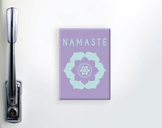 Retro Kühlschrank Yoga : Kühlschrank magnet kühlschrankmagnet yoga magnete namaste etsy
