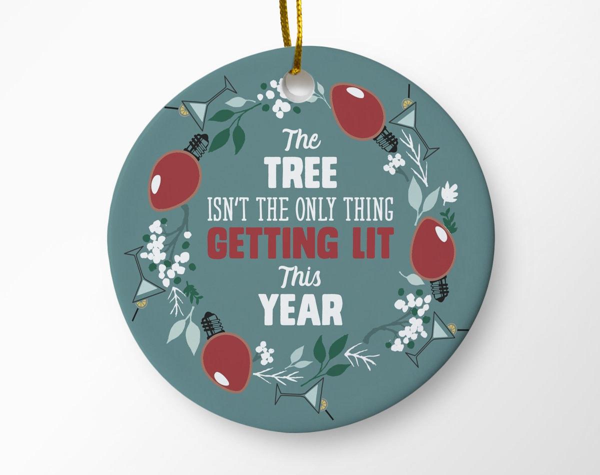 zoom - Funny Christmas Tree Ornaments