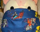 Transformers Autobots Washable Filter Pocket Multi Layers Fabric Mask