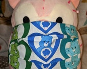 Carebears Washable Filter Pocket Multi Layers Fabric Mask