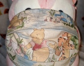 Storybook Winnie the Pooh & Tigger Washable Filter Pocket Multi Layers Fabric Mask