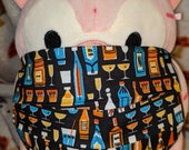 Bartender's Friend Washable Filter Pocket Multi Layers Fabric Mask