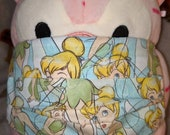 Tinkerbell Washable Filter Pocket Multi Layers Fabric Mask