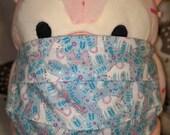 Unicorns Washable Filter Pocket Multi Layers Fabric Mask