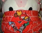 Marvel Avengers Kawaii Pops Washable Filter Pocket Multi Layers Fabric Mask