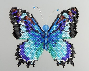 Clown Butterfly  Pattern and Tutorial